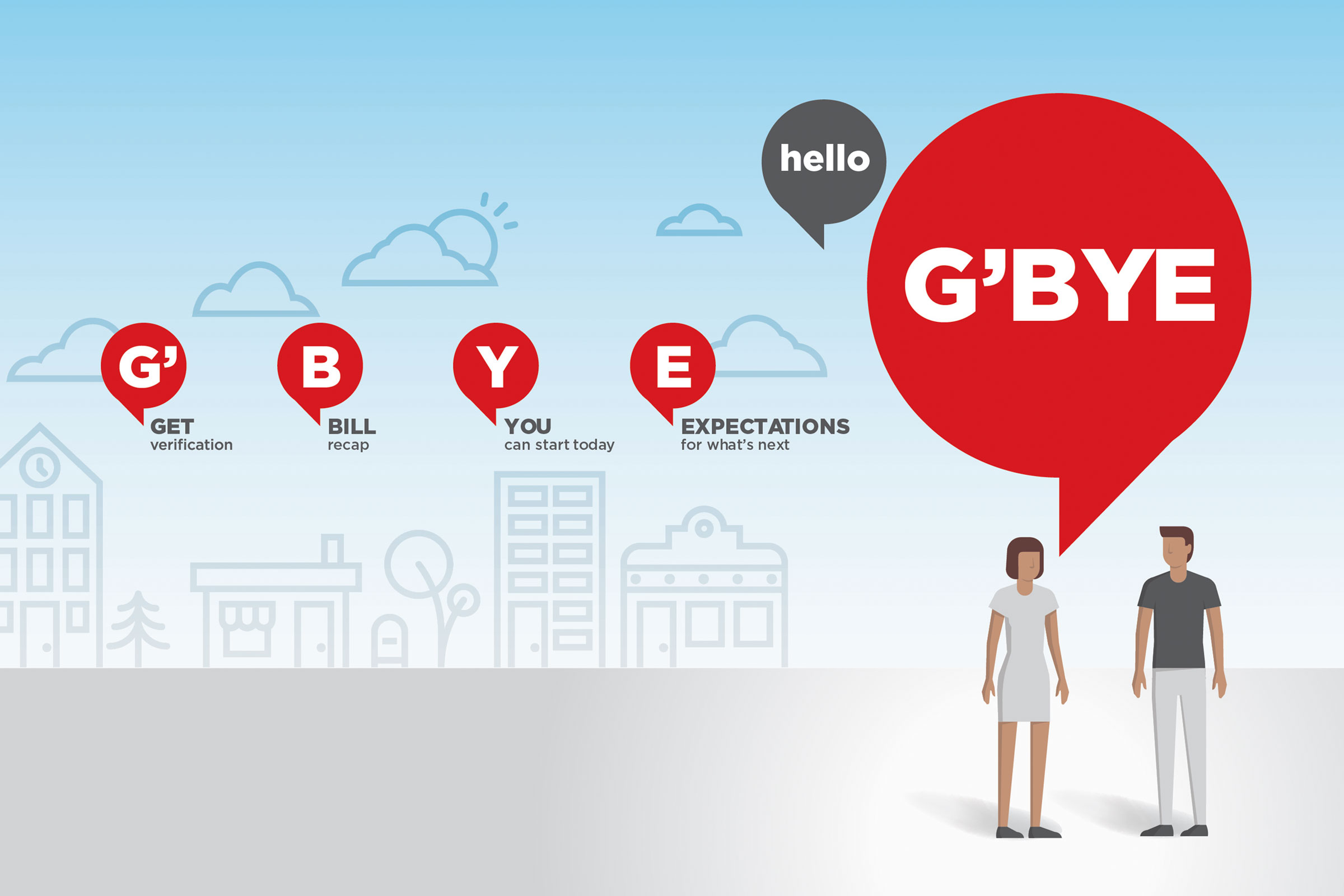 Gbye Infographic